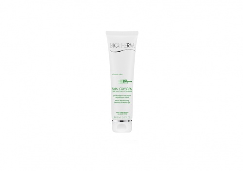 Biotherm -  Skin oxygen gel nettoyant anti-pollution