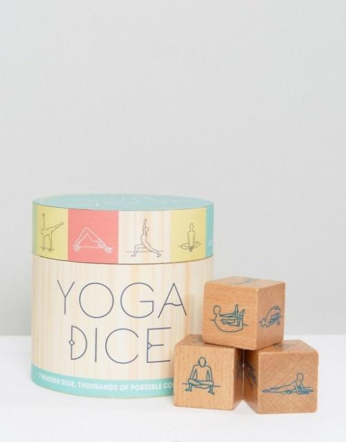Dice Yoga - Dés de Yoga