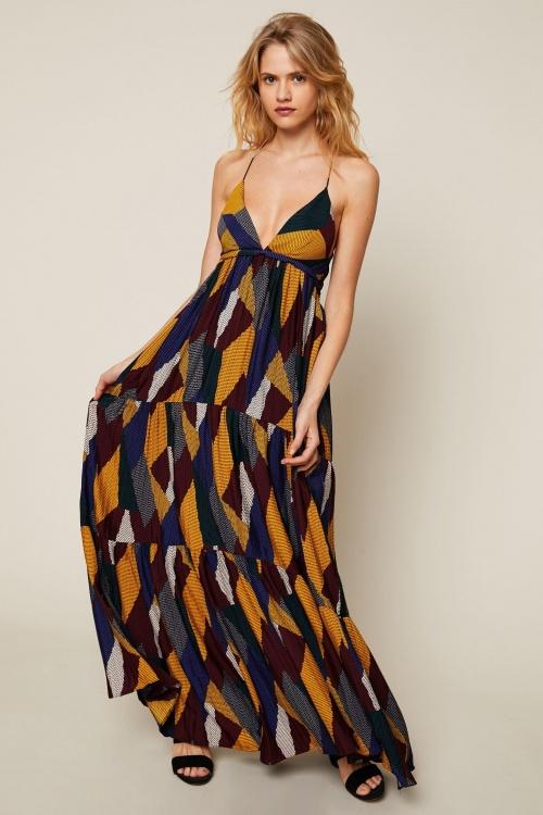 Ba&sh - Robe longue