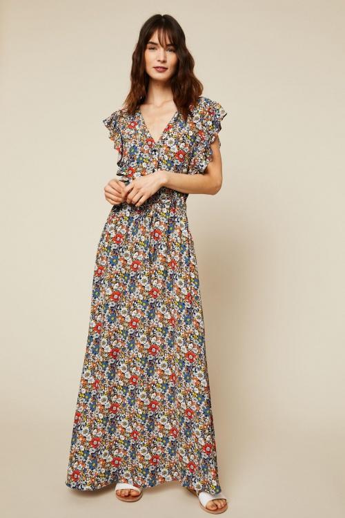 La Petite Française - Robe longue