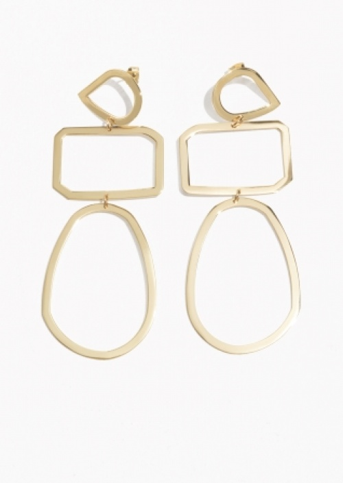 & Other Stories - Boucles d'oreilles