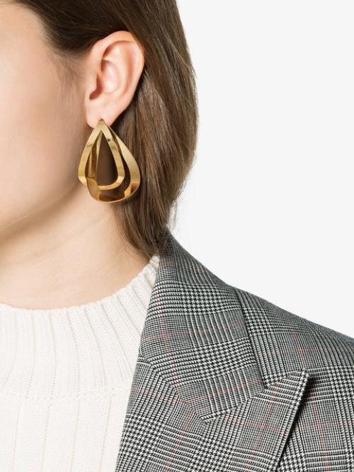 Charlotte Chesnais - Boucles d'oreilles