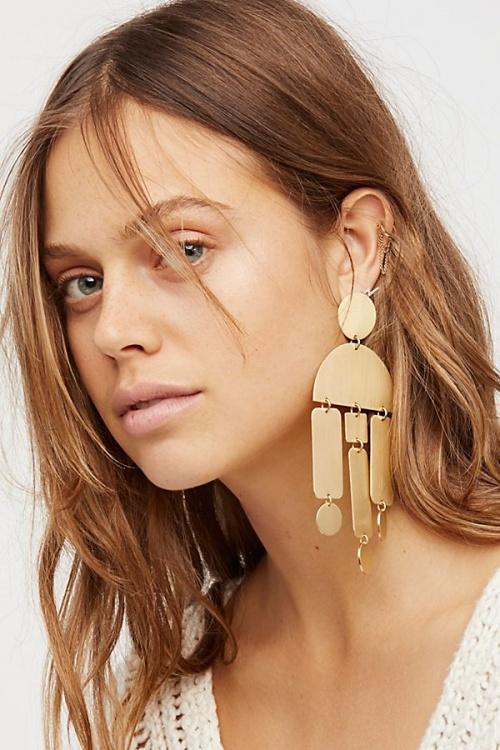 Free People - Boucles d'oreilles