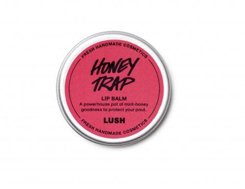 Lush - Baume à lèvres Honey Trap