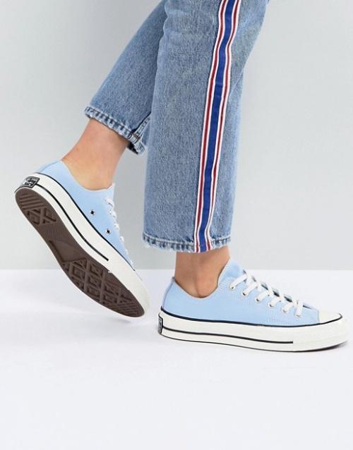 Converse - Bleu pastel
