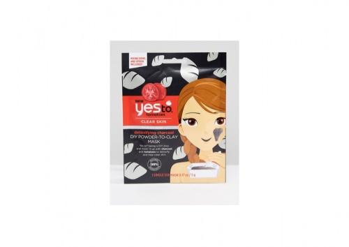 Yes To Tomatoes - Masque poudre argile détoxiant