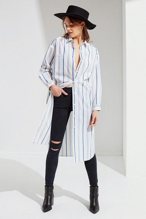 UO - Robe chemise