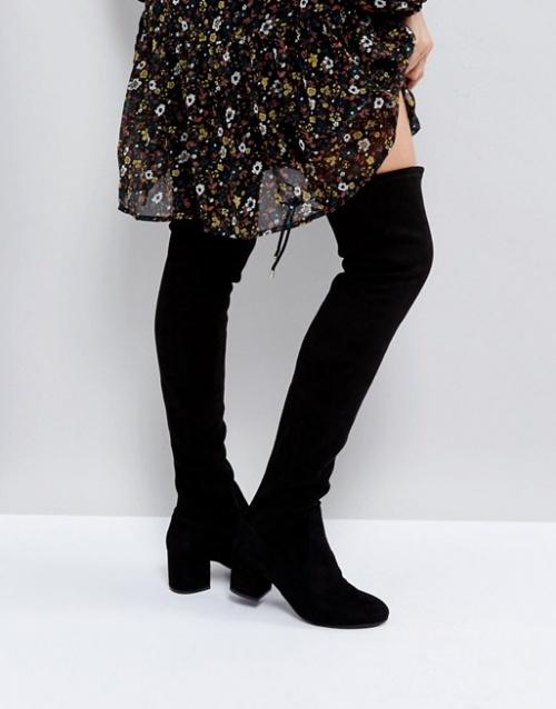 Head Over Heels - Cuissardes noires