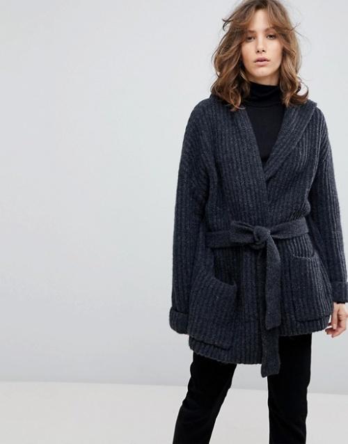 Selected Femme - Cardigan oversize