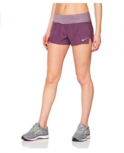 Nike - Short lie de vin