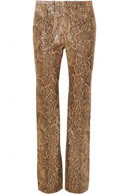 Chloé - Pantalon en cuir