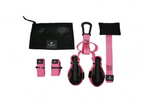 Fitkills - Home kit TRX rose