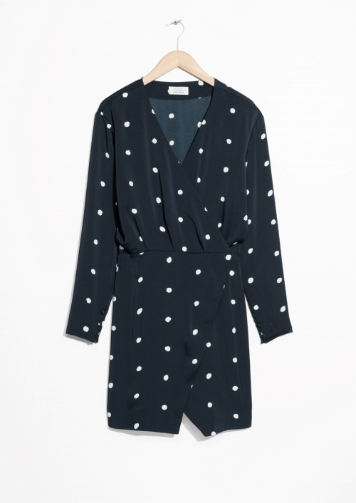 & Other Stories -Robe portefeuille