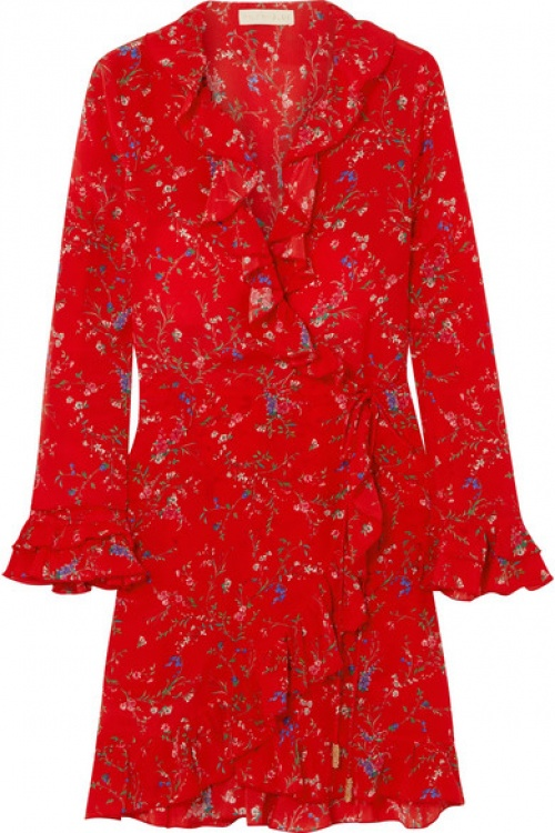 Paloma Blue - Robe portefeuille