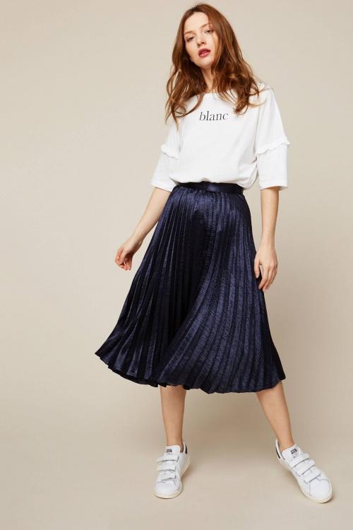 Vero Moda - Jupe plissée