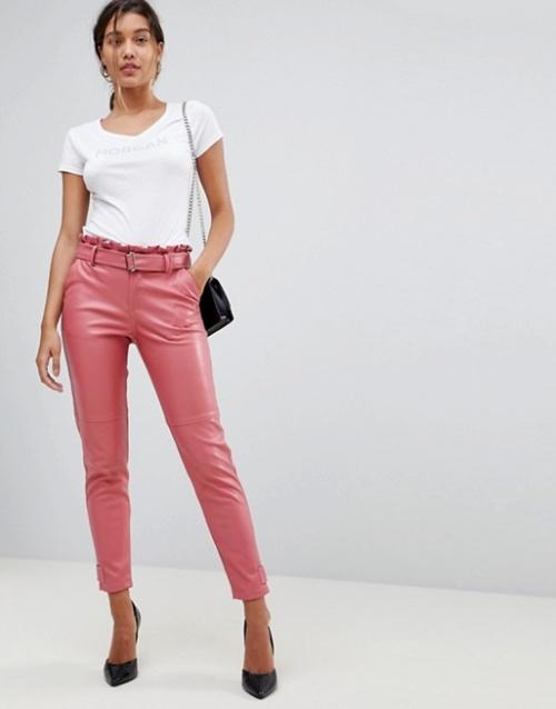 Morgan - Pantalon en PU