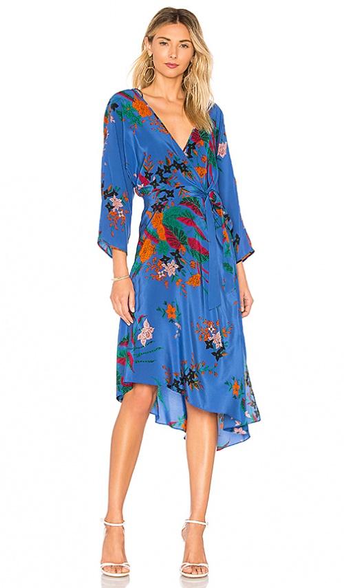 Diane Von Furstenberg - Robe portefeuille