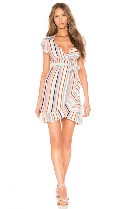 Free People - Robe portefeuille