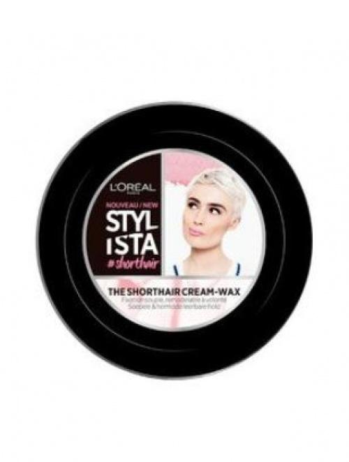 L'Oréal Paris - Stylista #Shorthair / Cire en crème
