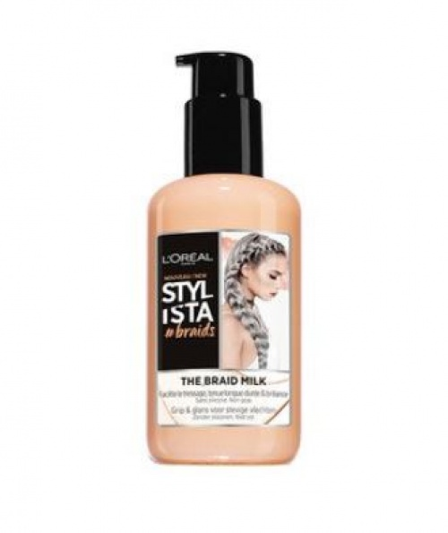 L'Oréal Paris - Stylista #Braids / Lait coiffant