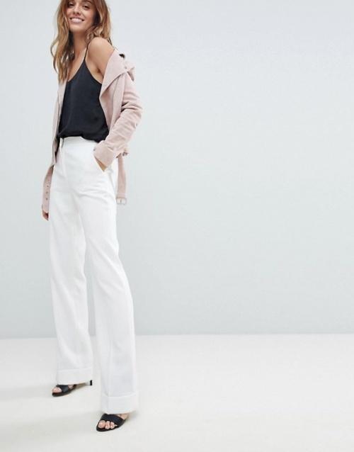 Morgan - Pantalon large