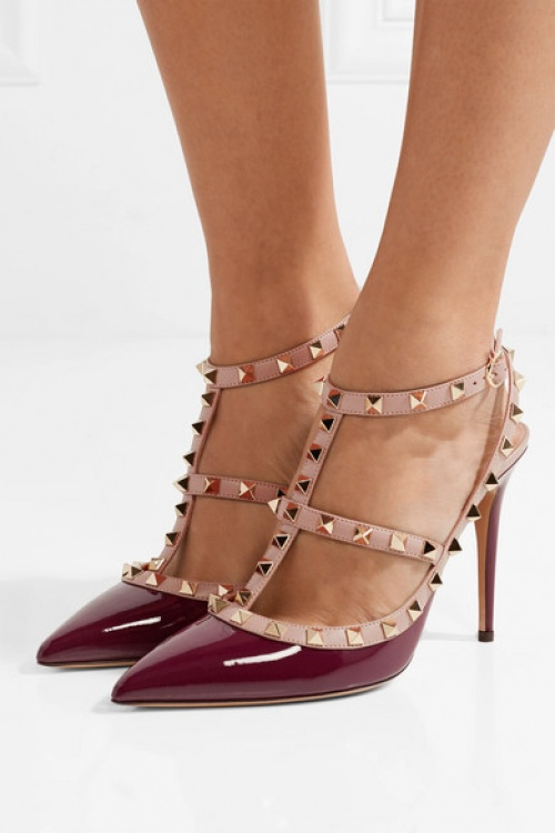 Valentino - Escarpins à clous
