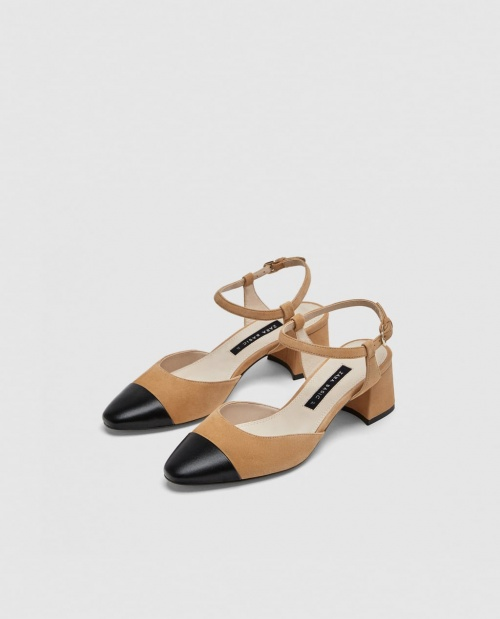 Zara - Chaussures à brides