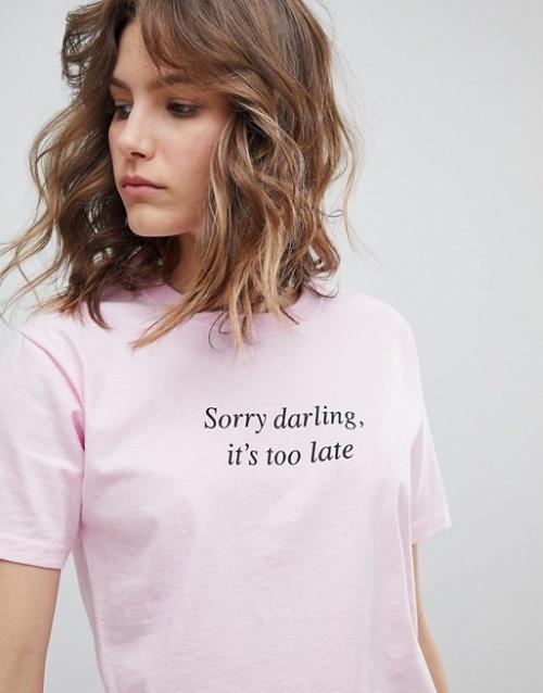 Adolescent Clothing - T-shirt