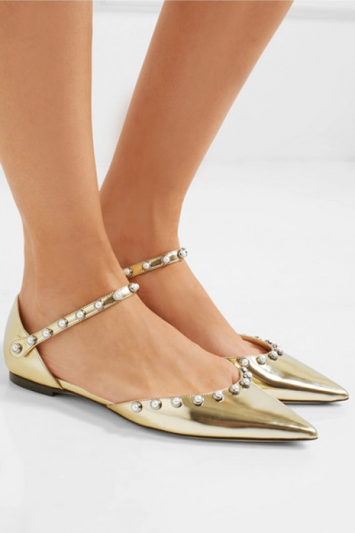 Jimmy Choo - Chaussures plates