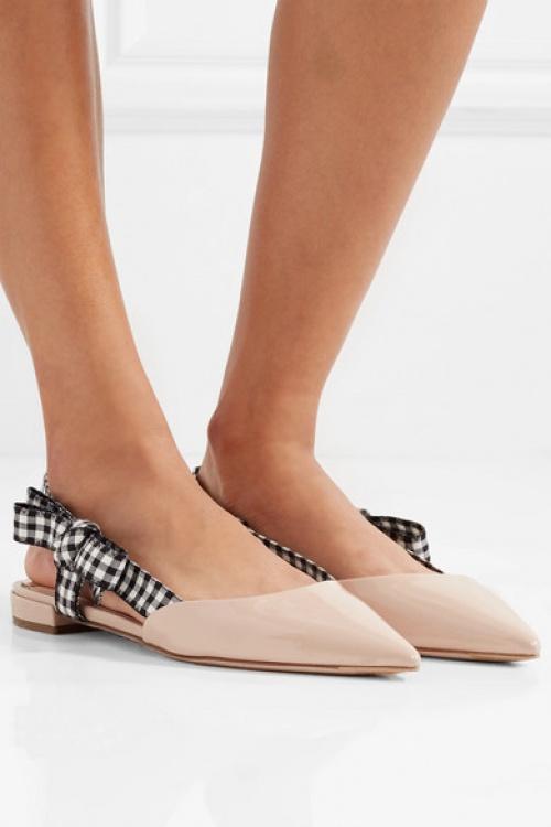 Miu Miu - Chaussures plates