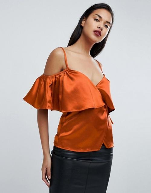 Fashion Union - Caraco cache-coeur