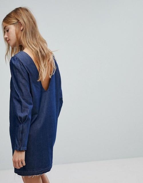 Only - Robe en jean