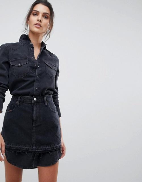 Diesel - Robe chemise