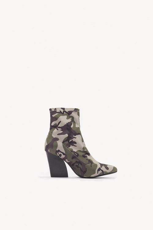 NA-KD - Boots chaussettes