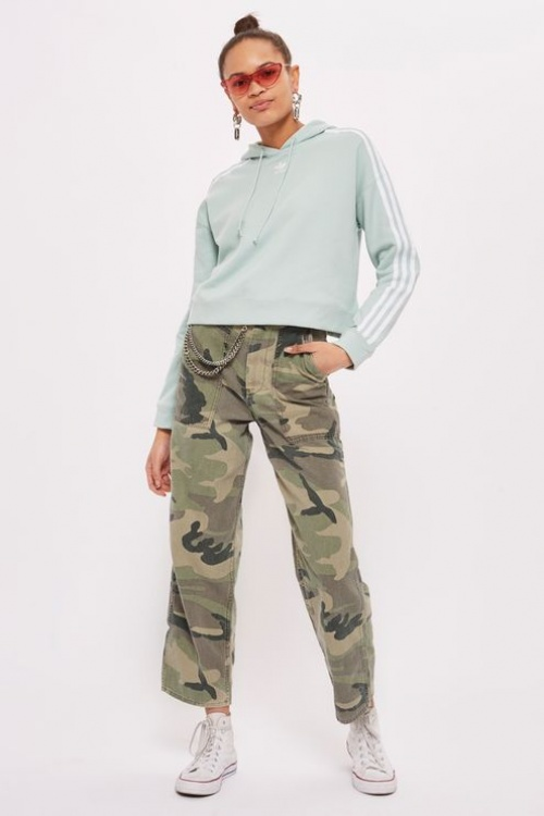 TopShop - Pantalon wide