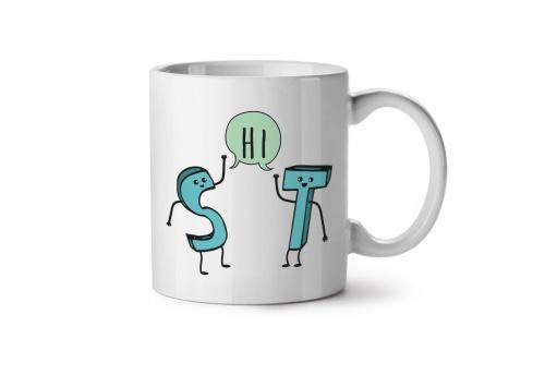 Wellcoda - Mug Shit