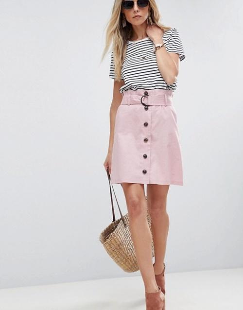ASOS Tailored - Mini-jupe