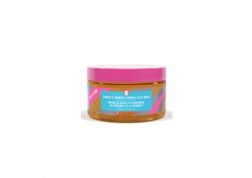 Hello Fab - Ginger & turmeric vitamin C Jelly mask