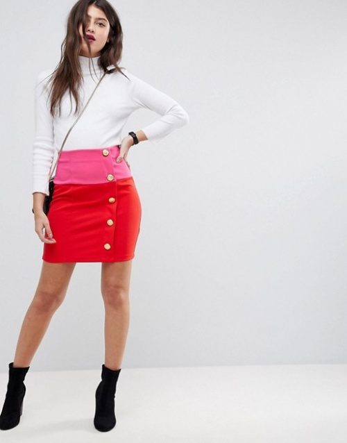 ASOS - Mini-jupe
