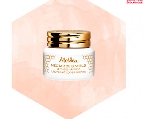 Melvita - Baume multi-usages aux 3 miels