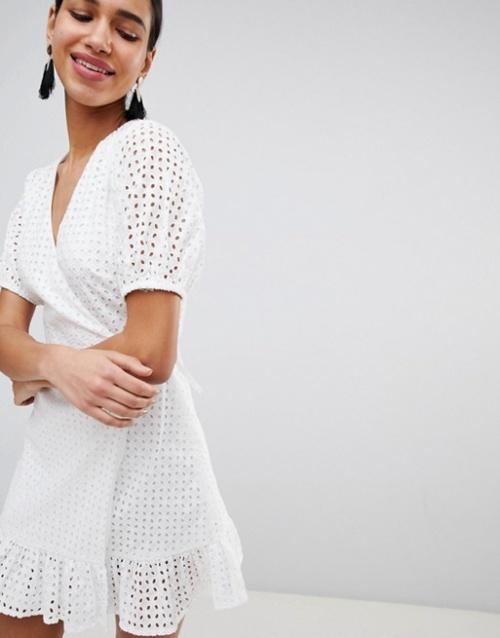 Fashion Union - Robe portefeuille