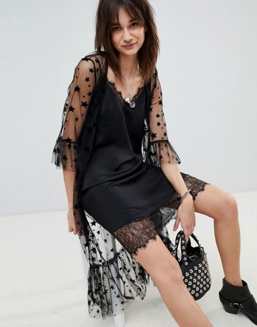 Vero Moda - Veste de kimono