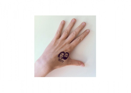 Etsy - Tatouage temporaire