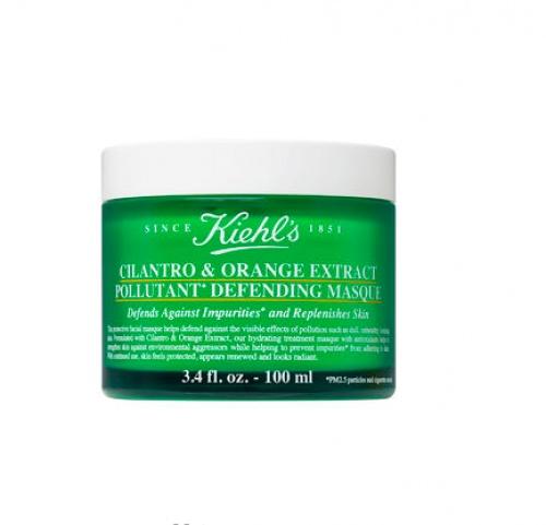 Kiehl's - Masque protecteur contre la pollution à l'orange et à la coriandre