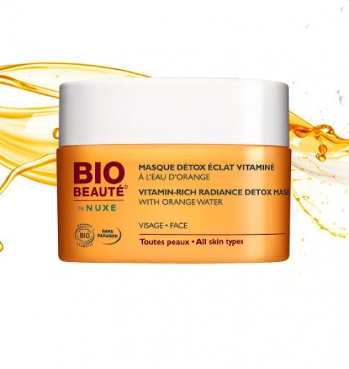Bio Nuxe - Masque Détox éclat à l'eau d'orange