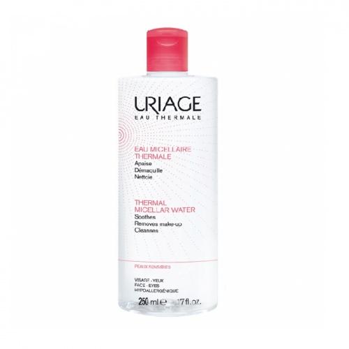 Uriage - Eau micellaire thermale peaux sensibles