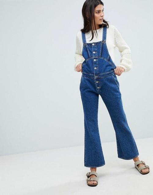 M.I.H Jeans - Salopette ajustée