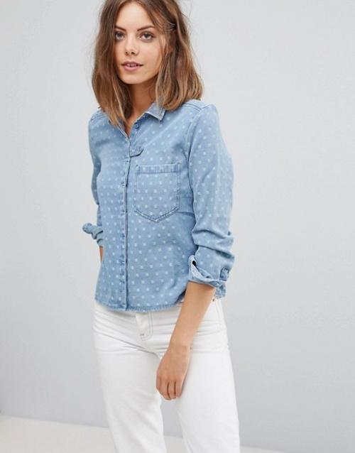 Esprit - Chemise en jean