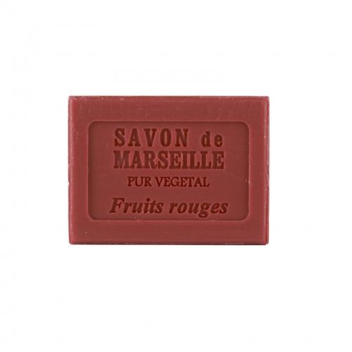 Plantes&Parfums - Savon de Marseille parfum Fruits Rouges