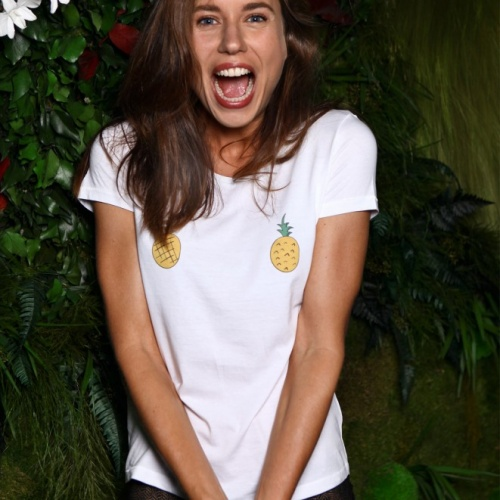 Ma P'tite Culotte - T-Shirt Ananas